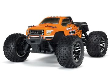 Granite C-AR102666 4x4 BLX Monster 1:10 RTR Orng/Blk